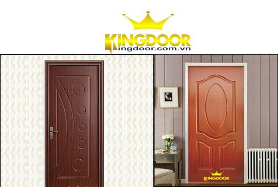 cửa gỗ hdf Veneer và cửa gỗ tự nhiên nằm ở màu sắc. Thay vì phải cố định một màu như nguyên bản của gỗ tự nhiên, đối với cửa gỗ HDF Veneer. Thì cánh cửa và khung bao được gia công với sơn PU tùy vào nhu cầu của khách hàng. Nhằm đem đến sự hài hòa và mới mẻ cho ngôi nhà của bạn.