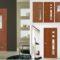 Cửa nhựa giả gỗ ABS – Đồng bộ cho phòng ngủ và toilet tại Quận 12