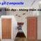 Mẫu cửa nhựa gỗ giá rẻ hiện đại dành cho phòng ngủ và Toiet