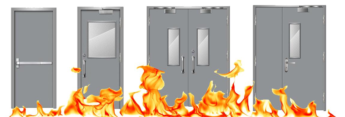 Cửa Thép Chống Cháy Là Gì ? Những Điều Bạn Cần Nên Biết .